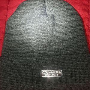 COACH WINTER CAP